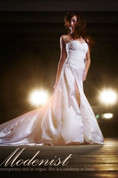 Wedding Dress Modenist