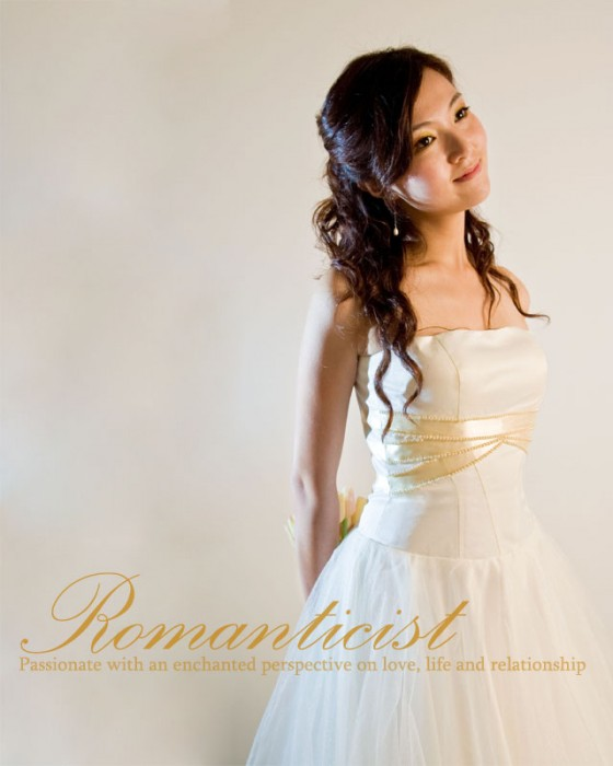 Wedding Dress for romanticist bride